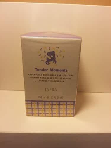 Jafra Tender Moments Lavender & Chamomile Baby Cologne 3.3 fl. oz. by Jafra