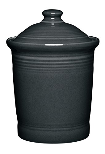 Fiesta Small Canister, 1 quart, Slate