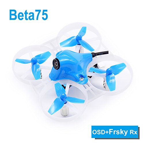 BETAFPV Beta75 BNF Tiny Whoop Quadcopter Native Frsky receiver Integrate with OSD