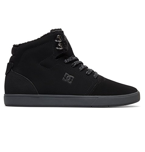 Chaussures Dc Crise Herren Basket Montante Wnt, Noir / Gris