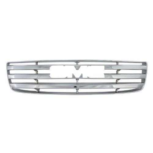 Bully  GI-59 Triple Chrome Plated ABS Snap-in Imposter Grille Overlay, 1 Piece ()