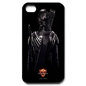 DIY Stylish Printing The Hunger Games Mockingjay Cover Custom Case For iPhone 4,4S MK1F503343