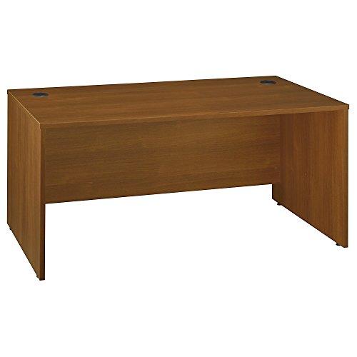 Bush Business Furniture Series C 66W x 30D Office Desk in Warm Oak ()