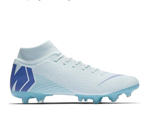 Nike Mercurial Superfly 6 Academy Mg (gletsjerblauw / Perzisch Violet) (heren 10 / Womens 11.5)