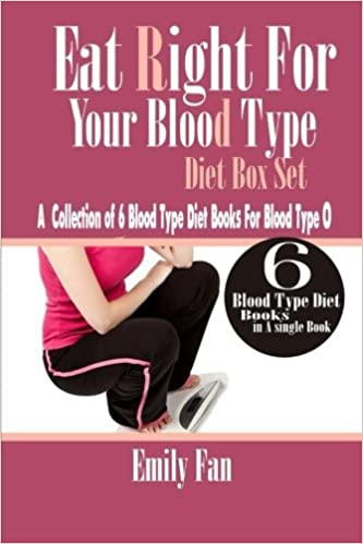 Eat Right For Your Blood Type: A Simplified Guide For Blood ...