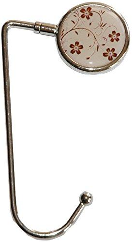 hippyeves Damen Handtaschenhalter , Model: , Farbe: silber beige braun, Größe: , --- NEU ---, UPE: 3,49 Euro
