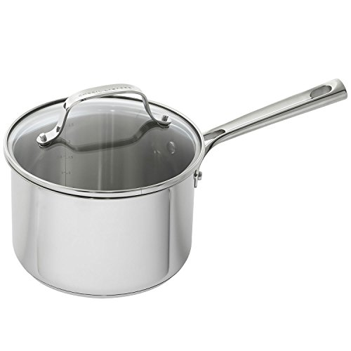 Emeril Lagasse 15-Piece Stainless Steel Cookware Set