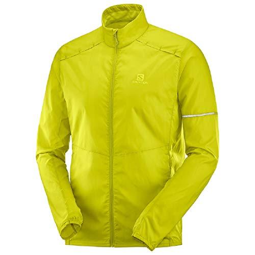 Salomon Mens Agile Wind Jacket,