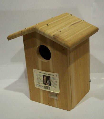 Songbird Essentials Screech Owl House ()
