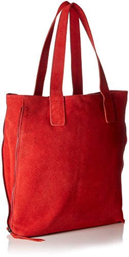 Red Chicca bandoulière 8620 Borse Red sac Rouge F4Y48rqw