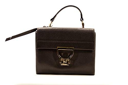 Coccinelle Mini Bag calf leither brown