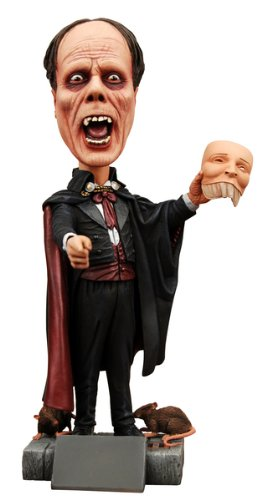 Opera Bobble Head (NECA Universal Monsters Phantom of the Opera Head Knocker)