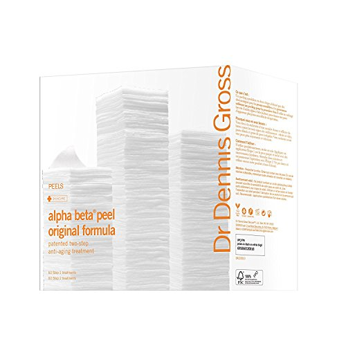 Dr. Dennis Gross Skincare Alpha Beta Universal Daily Peel | 60 Count by Dr. Dennis Gross Skincare