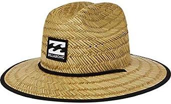 Billabong Boys Tides Print Straw Hat