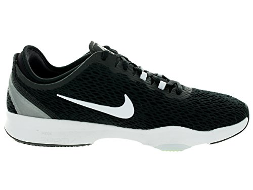 Nike Frauen Zoom Fit Cross Trainer schwarz