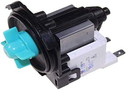 Bomba de desagüe de referencia: 40003314para de secadora Hoover