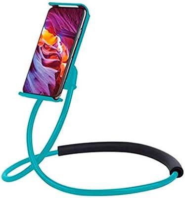 Muvit Life Lazy Holder - Soporte para Smartphone de hasta 6.2 ...