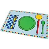 Classroom Meal Mats For Kids to Reinforce Table Setting Skills