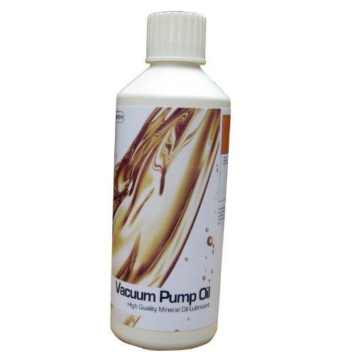 Premium Vacuum Pump Oil, 450ml Hvacstore