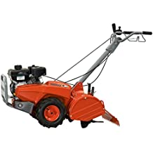 YARDMAX Tiller - Compact Front Tine 79cc and Dual Rotating Rear Tine 208cc