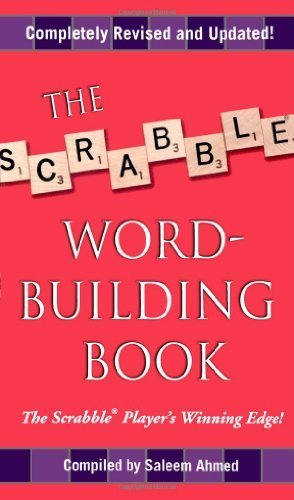 The Scrabble Word-Building Book: Updated Edition (2007-09-25)