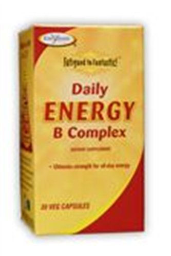 Fatigué de fantastiques! ® Energy Daily B Complex 120 Capsules
