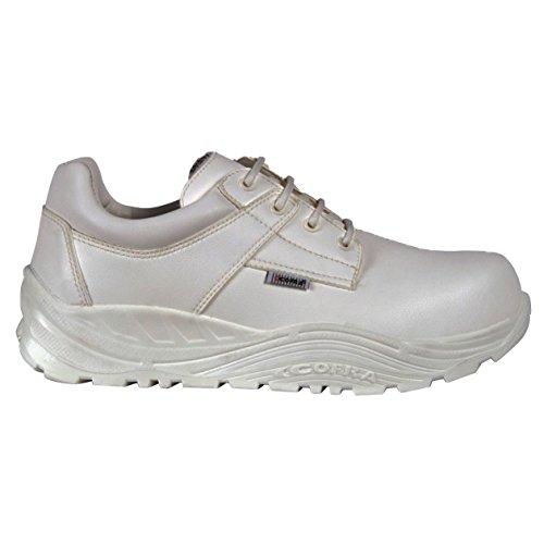 Cofra tokui S3CI SRC–zapatos de seguridad (talla 37) color blanco