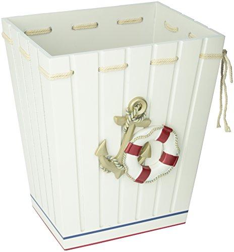 Avanti-Linens-Life-Preservers-Ii-Waste-Basket-Ivory