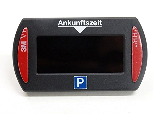 Needit Mini DE Elektronische Parkscheibe parking disc, 3011-PARK ( Elektronic parking disc ParkMini is the worlds smallest electronicparking disc )