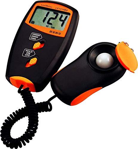Digital illuminometer luxmeter lux Gauge lightmeter lux Meter 100000 lux luxmeter LX1010BS MOQ=1 by Itechfuture (Image #1)