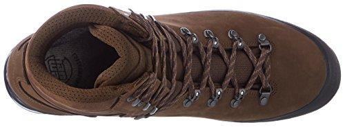 Hanwag Nazcat Gtx - Botas de senderismo Hombre Marrón (Erde Brown)