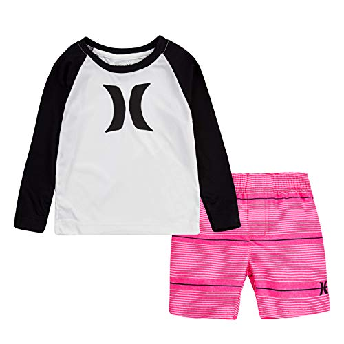 Hurley Baby Boy's Swim Suit 2-Piece Outfit