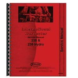 Service Manual - 235, New, Case IH