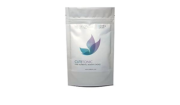 Cutetonic® MSM (Metilsulfonilmetano) 100% polvo puro (100g): Amazon ...