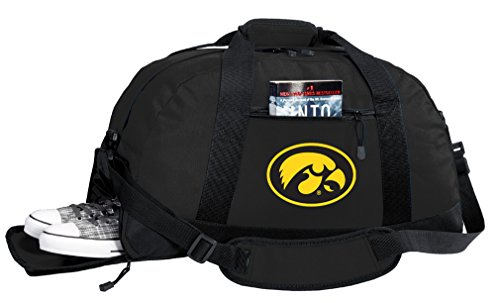 Iowa Hawkeyes Duffle Bag Hawkeyes Duffle Bag Hawkeyes