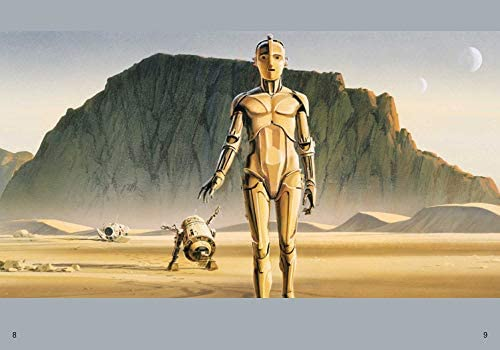 Star Wars The Concept Art Of Ralph Mcquarrie Mini Book Insight Editions 9781683838074 Amazon Com Au Books