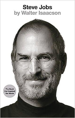 Buy Steve Jobs Book Online at Low Prices in India | Steve Jobs