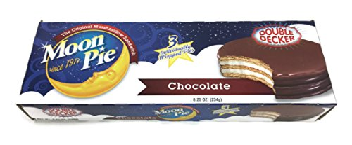 Pie Moon (Moon Pie Double Decker Chocolate)