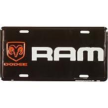 Dodge Ram License Plate