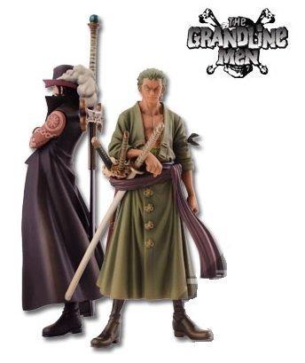 제일복권(이치방쿠지)  원피스 히스토리 오브 조로 사제 피규어~THE GRANDLINE MEN~ 【B상】