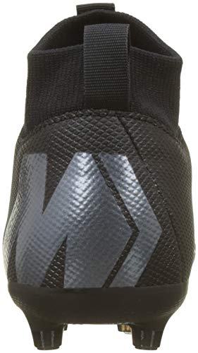 6 Fg 001 Jr Gs Futsal Noir Chaussures mg black Superfly Nike Enfant De black Mixte Academy qECAXwp