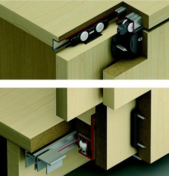 Sliding Door Hardware, Slido Classic 20 MF/IF C, Set, For Top Hung, Wood Sliding  Doors, ...