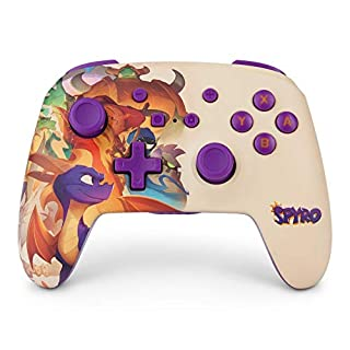 PowerA Enhanced Wireless Controller for Nintendo Switch - Spyro