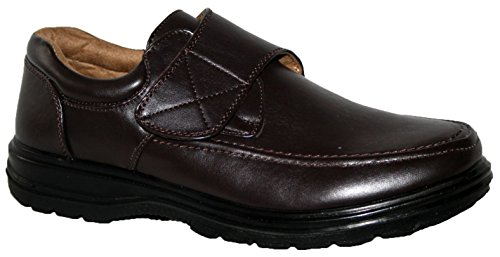 Charles Southwell ,  Herren Sneaker Low-Tops Brown Touch Close
