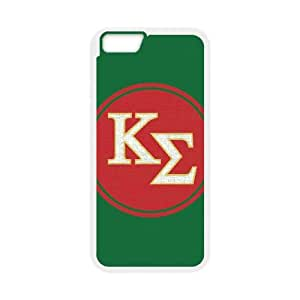 iPhone 6 4.7 Inch Cell Phone Case White Kappa Sigma Circle Uahbe
