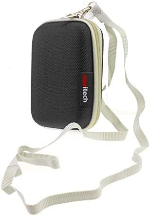Navitech Black Hard Protective Travel Case CompatibleThe Garmin Edge 530 | 830
