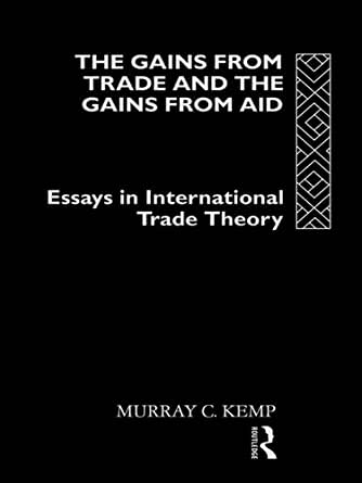 aid for trade essay Of short essays ictsd programme on global economic policy and  chinese  aid for trade and its impact on the global aid.