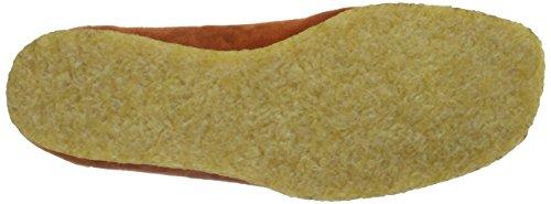 Mocassins 141 Orange Grashopper Sioux d mandarine Women's qEppRI
