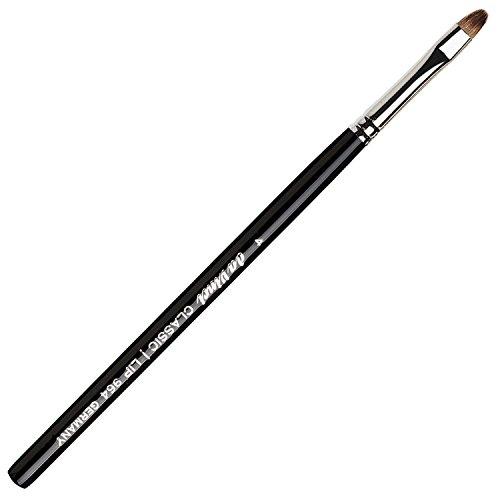 da Vinci Lippenpinsel / Lippen Pinsel / Lippenpinsel rund / Pinsel Lippen / Lipliner / Schminkpinsel Lippen / Echthaar (russisches Rotmarderhaar)