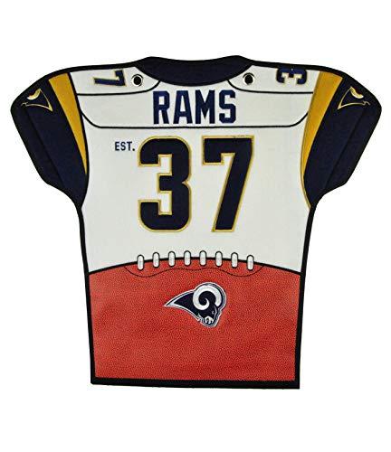 Winning Streak NFL St. Louis Rams Jersey Banner ()